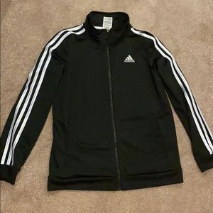 Adidas Zip-up Sweatshirt